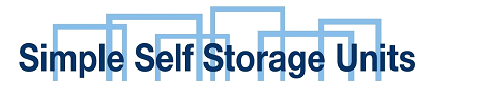 SIMPLE SELF STORAGE UNITS